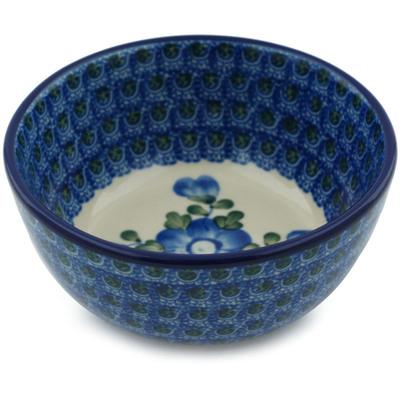 Polish Pottery 5-inch Bowl | Boleslawiec Stoneware | Polmedia H2631A