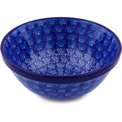 Polish Pottery 6-inch Bowl | Boleslawiec Stoneware | Polmedia H6739I