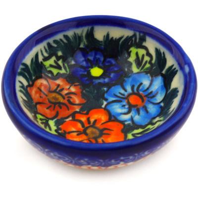Polish Pottery 3-inch Bowl | Boleslawiec Stoneware | Polmedia H1716G