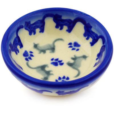 Polish Pottery 3-inch Bowl | Boleslawiec Stoneware | Polmedia H0776F