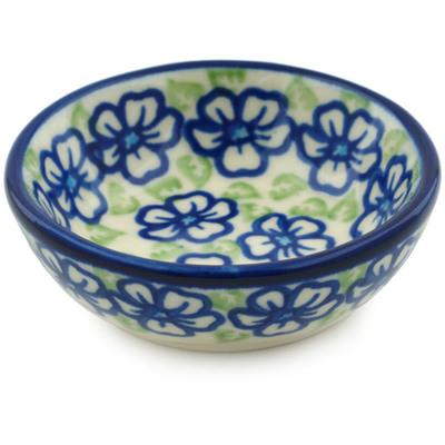 Polish Pottery 3-inch Bowl | Boleslawiec Stoneware | Polmedia H2001G