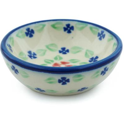 Polish Pottery 3-inch Bowl | Boleslawiec Stoneware | Polmedia H9115H