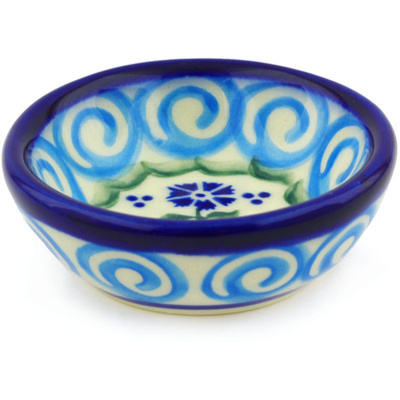 Polish Pottery 3-inch Bowl | Boleslawiec Stoneware | Polmedia H3029G