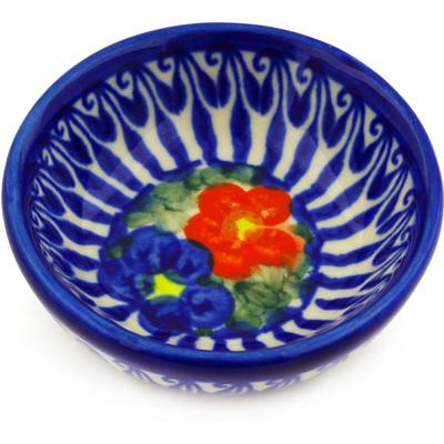 Polish Pottery 3-inch Bowl | Boleslawiec Stoneware | Polmedia H9066F