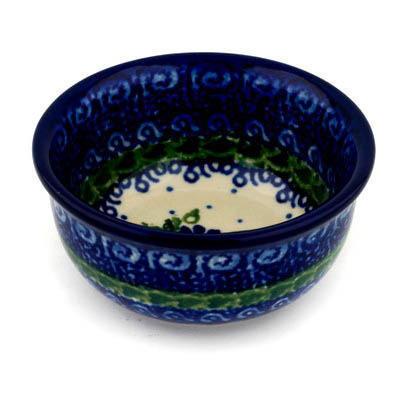 Polish Pottery 3-inch Bowl | Boleslawiec Stoneware | Polmedia H2799C