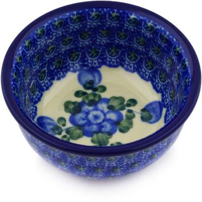 Polish Pottery 3-inch Bowl | Boleslawiec Stoneware | Polmedia H6016E