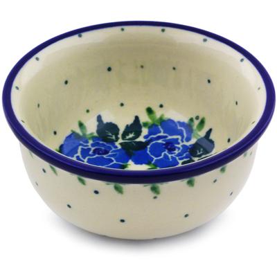 Polish Pottery 3-inch Bowl | Boleslawiec Stoneware | Polmedia H6700I