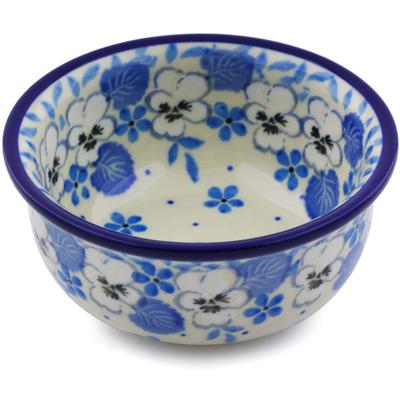 Polish Pottery 3-inch Bowl | Boleslawiec Stoneware | Polmedia H6715I