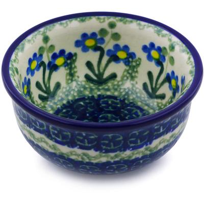 Polish Pottery 3-inch Bowl | Boleslawiec Stoneware | Polmedia H6987A