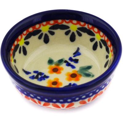 Polish Pottery 2-inch Bowl | Boleslawiec Stoneware | Polmedia H3185E