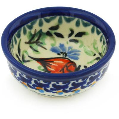 Polish Pottery 2-inch Bowl | Boleslawiec Stoneware | Polmedia H9913G