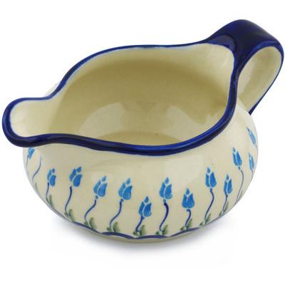 Polish Pottery 19 oz Gravy Boat | Boleslawiec Stoneware | Polmedia H1923G