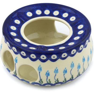 Polish Pottery 6-inch Heater | Boleslawiec Stoneware | Polmedia H0613H