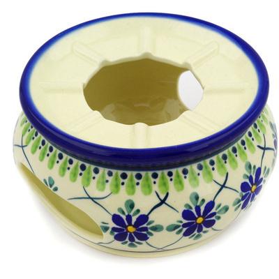 Polish Pottery 5-inch Heater | Boleslawiec Stoneware | Polmedia H9850D