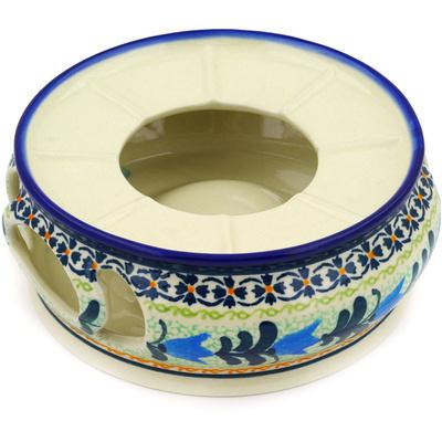 Polish Pottery 7-inch Heater | Boleslawiec Stoneware | Polmedia H9980D