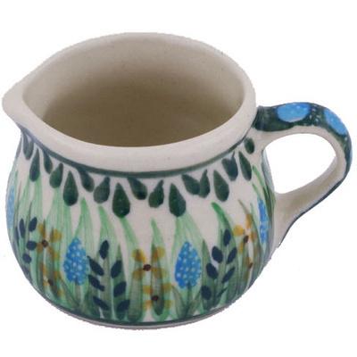 Polish Pottery 2-inch Mini Jug | Boleslawiec Stoneware | Polmedia H5629G