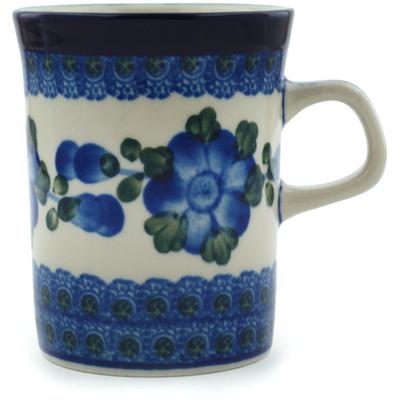 Polish Pottery 8 oz Mug | Boleslawiec Stoneware | Polmedia H1669I