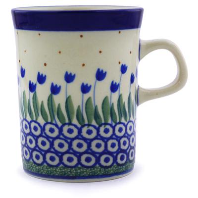 Polish Pottery 8 oz Mug | Boleslawiec Stoneware | Polmedia H7197I
