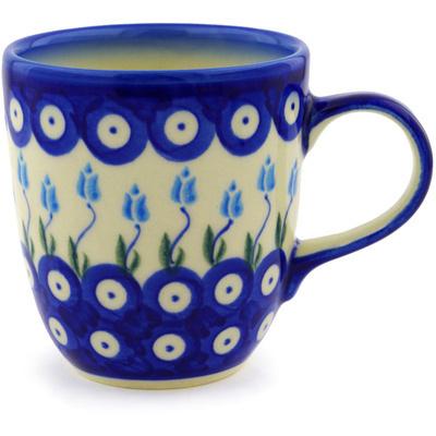 Polish Pottery 11 oz Mug | Boleslawiec Stoneware | Polmedia H0754F