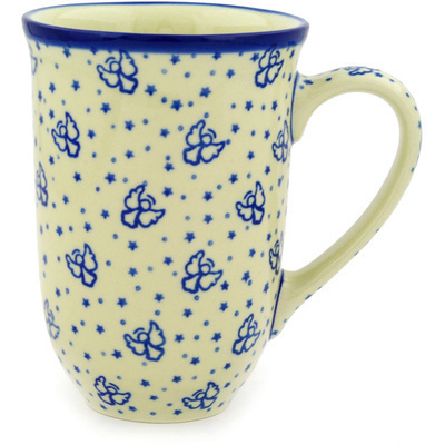 Polish Pottery 17 oz Mug | Boleslawiec Stoneware | Polmedia H5053D