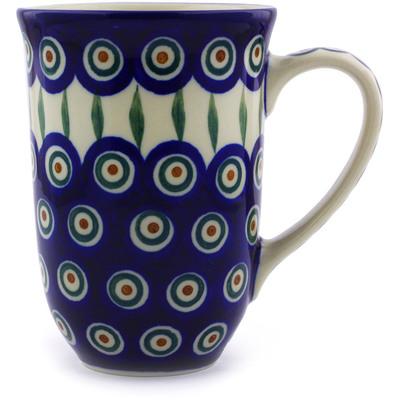 Polish Pottery 17 oz Mug | Boleslawiec Stoneware | Polmedia H5617I