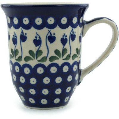 Polish Pottery 15 oz Mug | Boleslawiec Stoneware | Polmedia H3405I