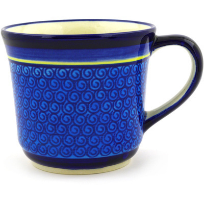 Polish Pottery 17 oz Mug | Boleslawiec Stoneware | Polmedia H3431D