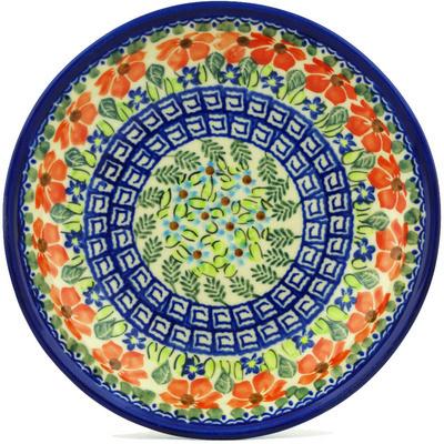 Polish Pottery 8-inch Pasta Bowl | Boleslawiec Stoneware | Polmedia H0427H