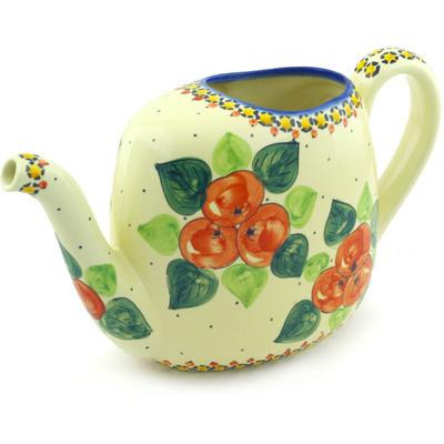Polish Pottery 64 oz Pitcher | Boleslawiec Stoneware | Polmedia H2796F