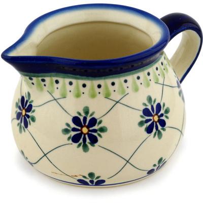 Polish Pottery 20 oz Pitcher | Boleslawiec Stoneware | Polmedia H8069C