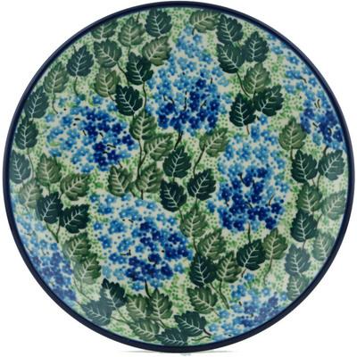 Polish Pottery 8-inch Plate | Boleslawiec Stoneware | Polmedia H1149I