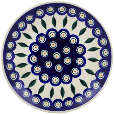 Polish Pottery 7-inch Plate | Boleslawiec Stoneware | Polmedia H0486C