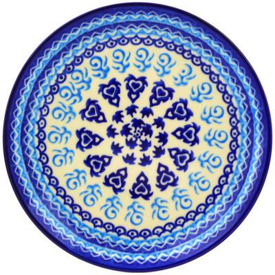 Polish Pottery 7-inch Plate | Boleslawiec Stoneware | Polmedia H1674G