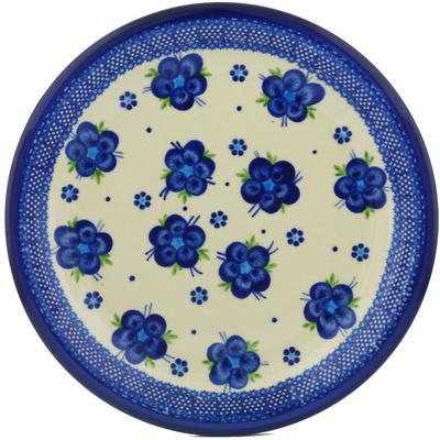 Polish Pottery 10-inch Plate | Boleslawiec Stoneware | Polmedia H7791G
