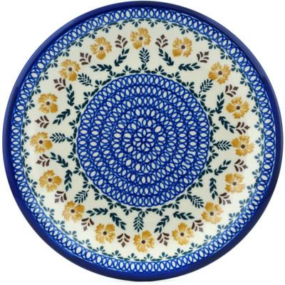 Polish Pottery 10-inch Plate | Boleslawiec Stoneware | Polmedia H9754H