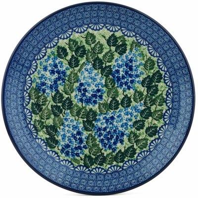 Polish Pottery 10-inch Plate | Boleslawiec Stoneware | Polmedia H1157I