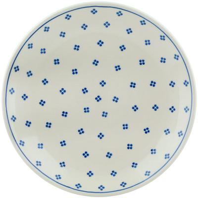 Polish Pottery 10-inch Plate | Boleslawiec Stoneware | Polmedia H2520C