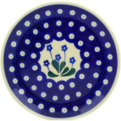 Polish Pottery 6-inch Plate | Boleslawiec Stoneware | Polmedia H2768E