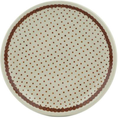Polish Pottery 4-inch Plate | Boleslawiec Stoneware | Polmedia H1344C