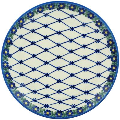 Polish Pottery 10-inch Plate | Boleslawiec Stoneware | Polmedia H1894I