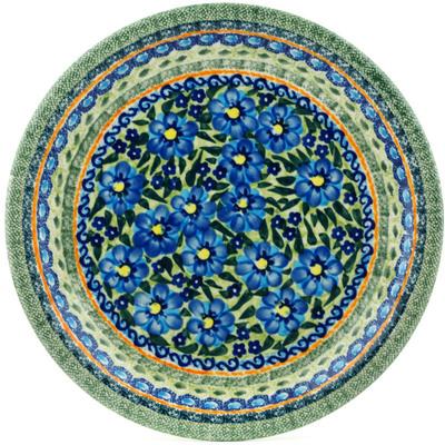 Polish Pottery 11-inch Plate | Boleslawiec Stoneware | Polmedia H5125C