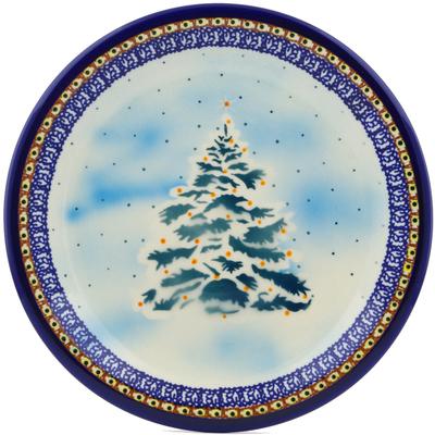 Polish Pottery 11-inch Plate | Boleslawiec Stoneware | Polmedia H4332C