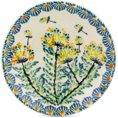 Polish Pottery 5-inch Plate | Boleslawiec Stoneware | Polmedia H8070I