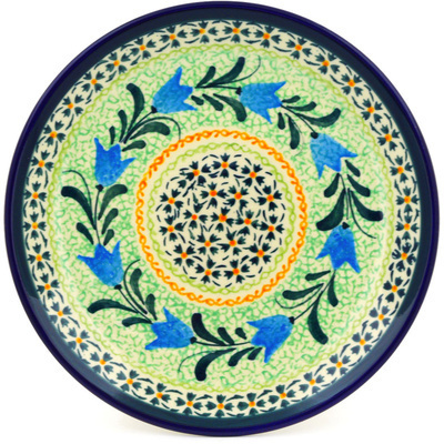 Polish Pottery 7-inch Plate | Boleslawiec Stoneware | Polmedia H6836D