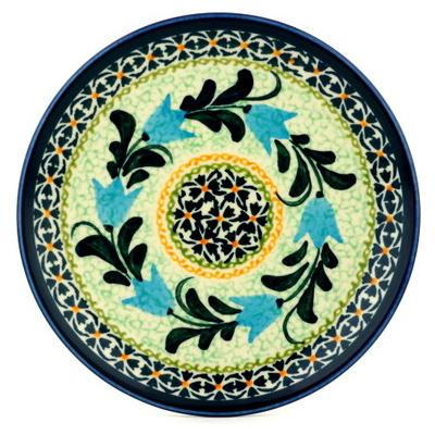 Polish Pottery 6-inch Plate | Boleslawiec Stoneware | Polmedia H7459A