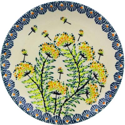 Polish Pottery 6-inch Plate | Boleslawiec Stoneware | Polmedia H8153I