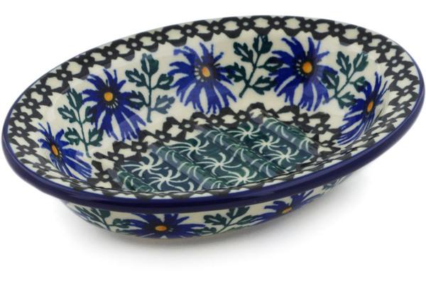 Polish Pottery 5 Inch Soap Dish Boleslawiec Stoneware  sc 1 st  Castrophotos & Polish Pottery Dinnerware - Castrophotos