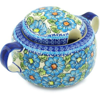 Polish Pottery 101 oz Tureen | Boleslawiec Stoneware | Polmedia H3447H