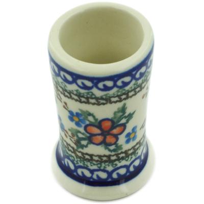 Polish Pottery 2 oz shot glass | Boleslawiec Stoneware | Polmedia H5405A