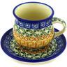 Espresso Cups & Saucers